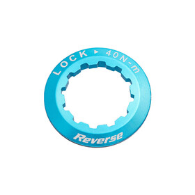 Reverse Cassette lock ring blue